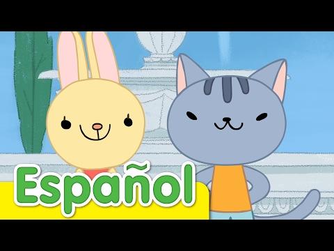 Skidamarink   Canciones Infantiles   Super Simple Español