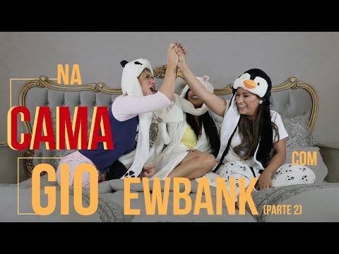 Na cama com Gio Ewbank e Simone e Simaria  2  GIOH
