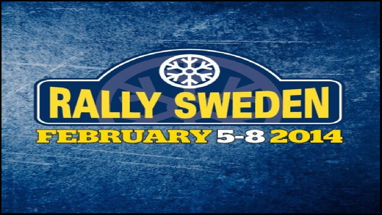 Rally Sweden Promo YouTube - Rally sweden map 2016