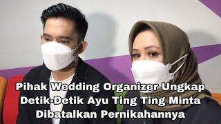 Pihak Wedding Organizer Ungkap Detik-Detik Ayu Ting Ting Minta Dibatalkan Pernikahannya