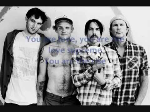 Red Hot Chili Peppers - Brendan's Death Song Lyrics
