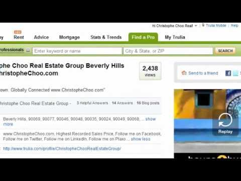 Trulia Real Estate SEO Tip You Should All Do For Good Link Juice