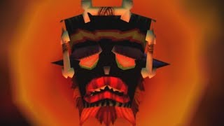 Crash Bandicoot 3 Warped Game Over