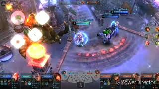 Funny match in Vainglory