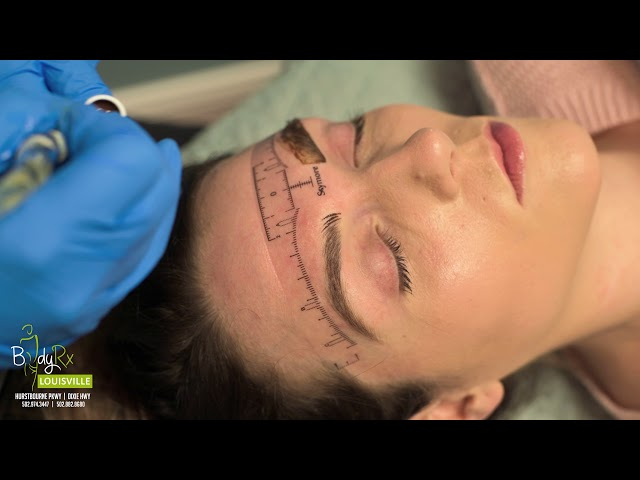 Microblading - Achieve amazing eyebrows | BodyRx Louisville