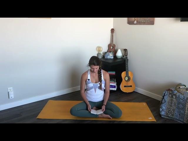 Root Chakra Practice