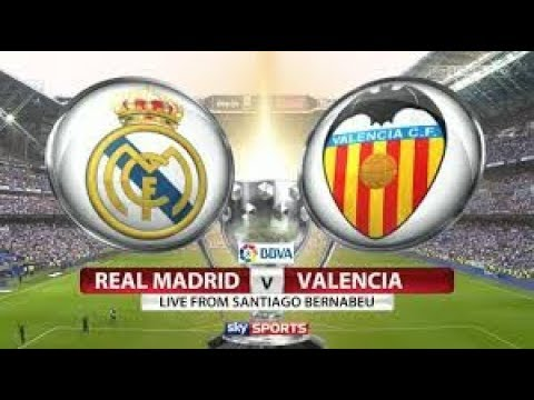 Real madrid vs valencia live streaming hd