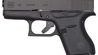 Glock 43 Vs Springfield XDs Part 2. It