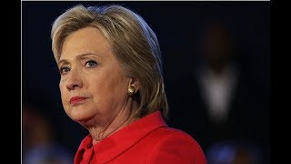 HILLARY CLINTON MAY GO INTO HIDING AFTER NEW EVIDENCE DROPPED!