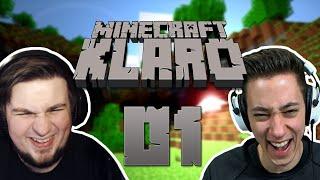 Minecraft KLARO   Spiel mir am Fuß mit Wurst   01