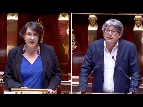 «VOUS AFFAIBLISSEZ L'ÉTAT POUR ENRICHIR LES PLUS RICHES» - Ressiguier, Coquerel