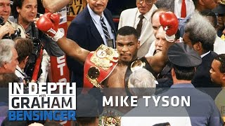 Emotional Mike Tyson on trainer who made him champ