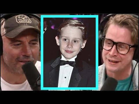 "Joe Rogan - Macaulay Culkin ""I'm Very Lucky!"""