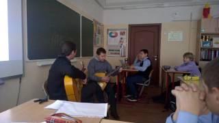 Урок музыки в 5 классах