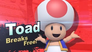 Super Smash Bros - Toad Reveal Trailer (Project M)