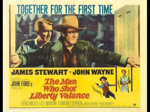 The Man Who Shot Liberty Valance - The Fairmount Singers