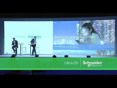 "IBM Watson - ""Bienvenue dans l'Ere Cognitive"" - Schneider Electric"