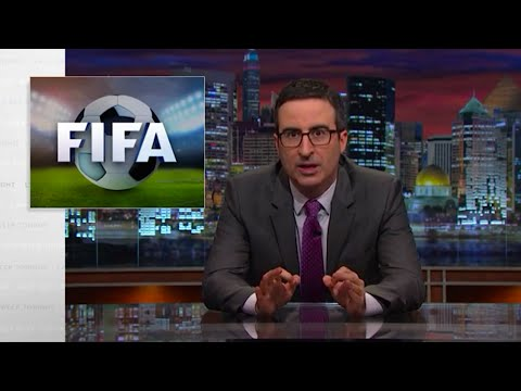 John Oliver Unmasks 50 Shades Of FIFA II