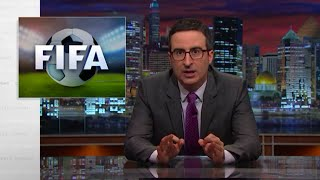 Last Week Tonight With John Oliver: Fifa Ii (hbo)