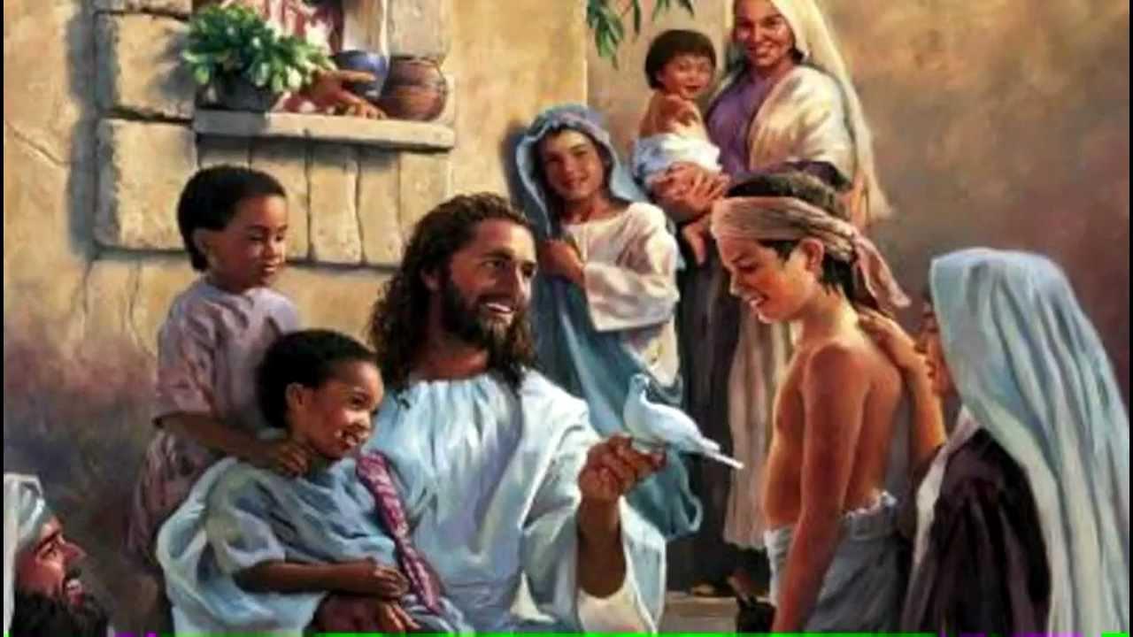 LA FAMILIA TERRENAL DE JESUS - YouTube