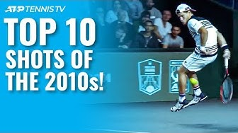 Top 10 Masters 1000 Shots Of The 2010s!