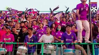Laskar Benteng Viola Persita Tangerang Persiraja 03 07 18