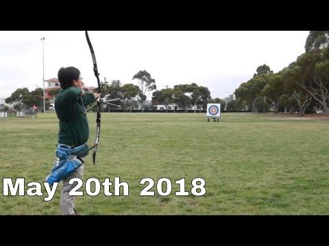 NU Archery Practice [Inno CXT] | May 20th 2018