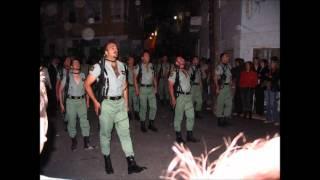 Desfile de zapadores de la legion en tabernas y Olula del rio y Tabernas.wmv