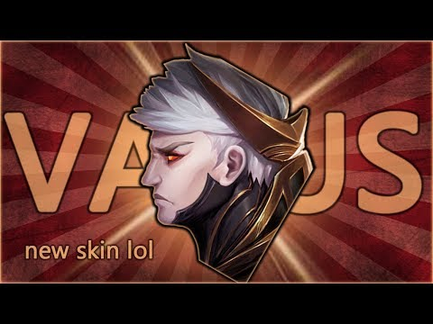 Hot New Varus Skin + W Buffs! New Conqueror Varus Skin Gameplay