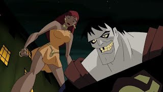 Bizarro: I love Giganta! Giganta to love me!