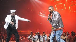 Usher And P Diddy Perform I Need A Girl At Bad Boy Reunion Tour Barclays