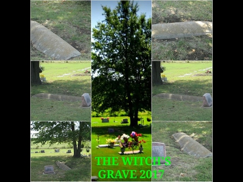 The Witch's Grave/The Witches Grave 2017 Skiatook Oklahoma