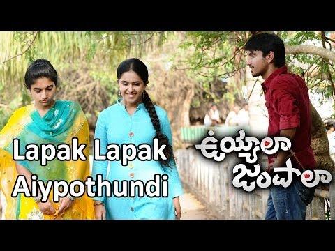 Lapak Lapak Aiypothundi Video Song - Uyyala Jampala Video Songs - Raj Tarun,Avika Gor(Anandi)