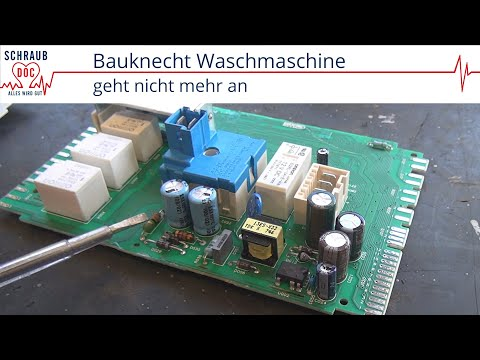 REPARATUR Bauknecht ELEKTRONIK STEUERUNG ALLE:Green Intelligence Modelle