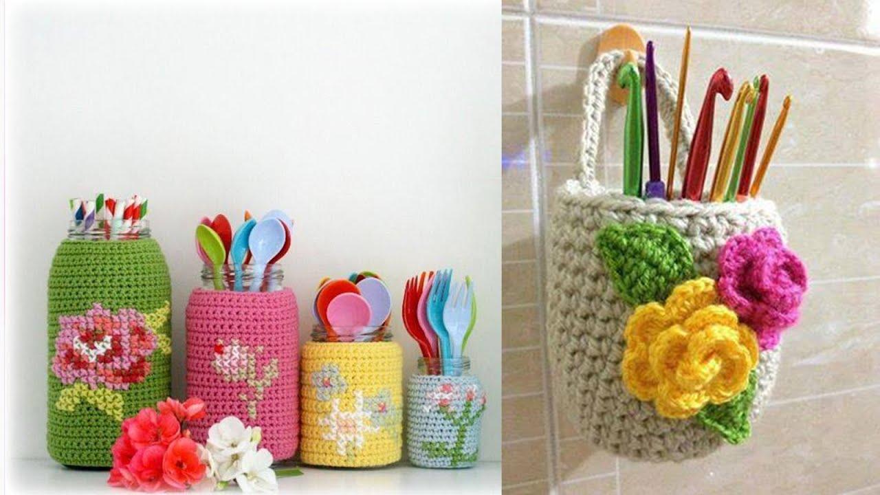 Cosas tejidas para el hogar tejidos muy lindo para casa for Tejidos decoracion hogar