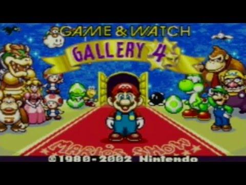 Game & Watch Gallery 4 (RG173)