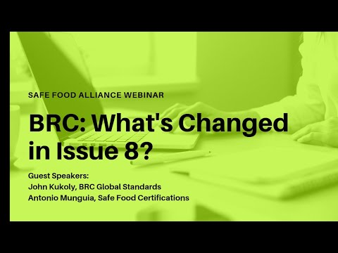 BRC: What's Changed In Issue 8