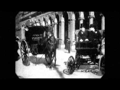 1896-1901: Visual Tour Of New York City (speed Corrected W/ Added Sound)