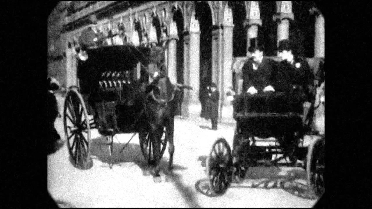 Нью-Йорк: 1896-1901 годы