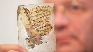 LA BIBLE falsifiée / authentique? Les PREUVES archéologiques: les Manuscrits de la Mer Morte, QUMRÂN