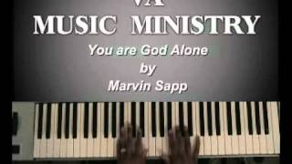 You are God Alone by Marvin Sapp