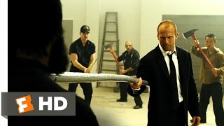 Transporter 2 (4/5) Movie CLIP - Trashing the Gang (2005) HD