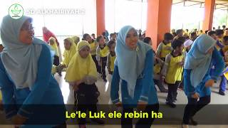 Gambar cover SAYGON BERGOYANG.. Lirik Lagu Gemu Fa Mi Re Putar Kiri Putar Kanan Terbaru   SD Alkhairiyah 2