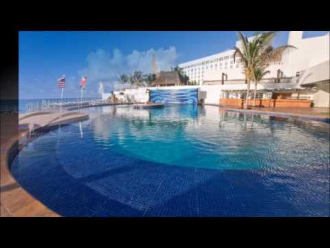 Sunset Royal Beach Resort Cancun Mexique Youtube