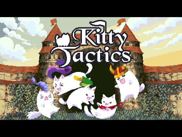 """Kitty Tactics"" Out Now for Mac, PC and Linux!"
