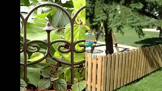 Gambar cover Small garden fence ideas