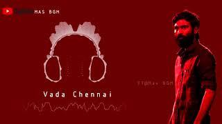 Vada Chennai BGM   Dhanush   Download Free Ringtone link 👇   Tamil whatsapp status   Mas BGM