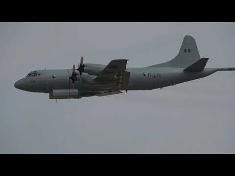 Athens Flying Week 2019 Hellenic Navy Aviation P-3 Orion