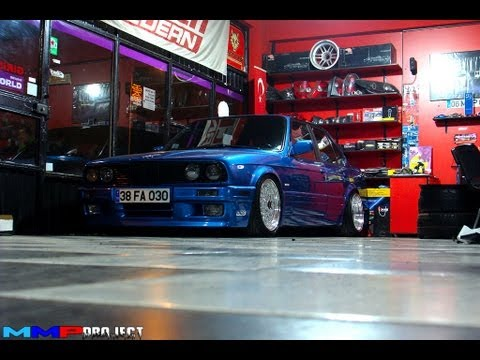 BMW E30 Project - Great Restoration