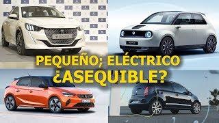 ¿Compensará el precio? Los pequeños eléctricos que vienen: LOS PEQUELEC